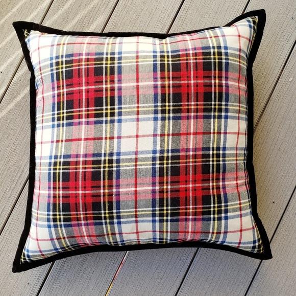 Lauren Ralph Lauren Accents   Ralph Lauren Home Plaid Pillow